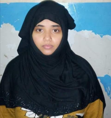 Simple Homes scam boss Nuzrat Sharif arrested. PHOTO | BMS