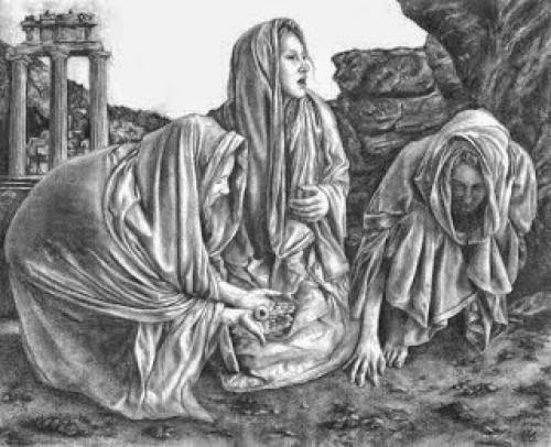 Dianic Wicca Focus On The Worship Of The Goddess And On Feminism