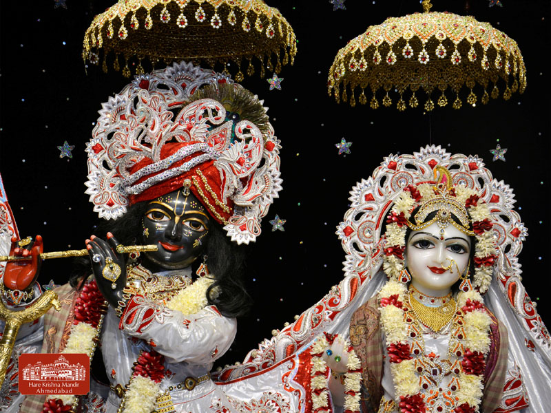 ISKCON Hare krishna mandir Ahmedabad 13 Dec 2016 (2)