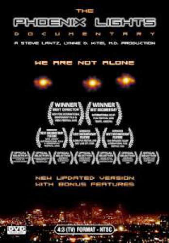 Film Documentary The Phoenix Lights We Are Not Alone 2008 1Hr 23Mins 49Secs