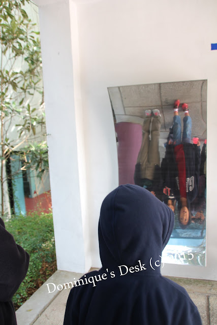 Trick mirrors