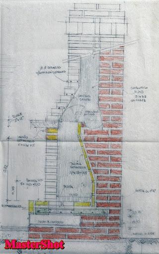 Dibujos de obra propios taringa - Estructuras de chimeneas ...