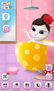 My Talking Angela Mod Apk  4.8.4.851 [Unlimited Money] 3