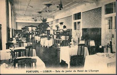 Hotel de L'Europe 1921.2