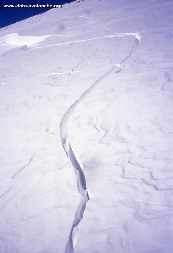 Avalanche Mont Thabor, secteur Punta Bagna, Combe, secteur du Lac - Photo 1