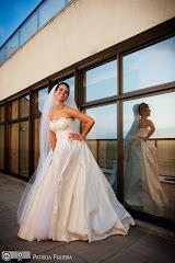 Foto 0275. Marcadores: 04/12/2010, Casamento Nathalia e Fernando, Fotos de Vestido, Maria Fernanda Santos, Niteroi, Vestido, Vestido de Noiva