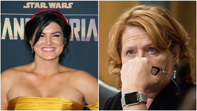 'False, Disturbing And Disgusting': Gina Carano Slams Former Democratic Senator For Smearing Her On National TV
