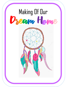Making of our dream home icon
