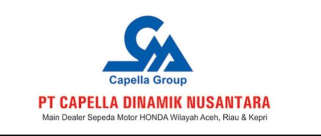 Lowongan Kerja Banda Aceh: PT Capella Dinamik Nusantara