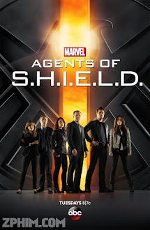 Đặc Vụ S.H.I.E.L.D. - Agents of S.H.I.E.L.D. Season 1 (2013) Poster