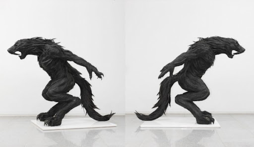 animals, art, recycling, sculpture, imaging, photography, Yong Ho Ji