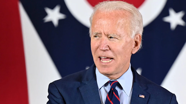 Biden On 56% Of Americans Saying They're Better Off Now Than 4 Years Ago: They 'Probably Shouldn't' Vote For Me