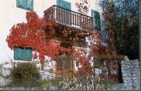 autunno  1995 casa mezzana