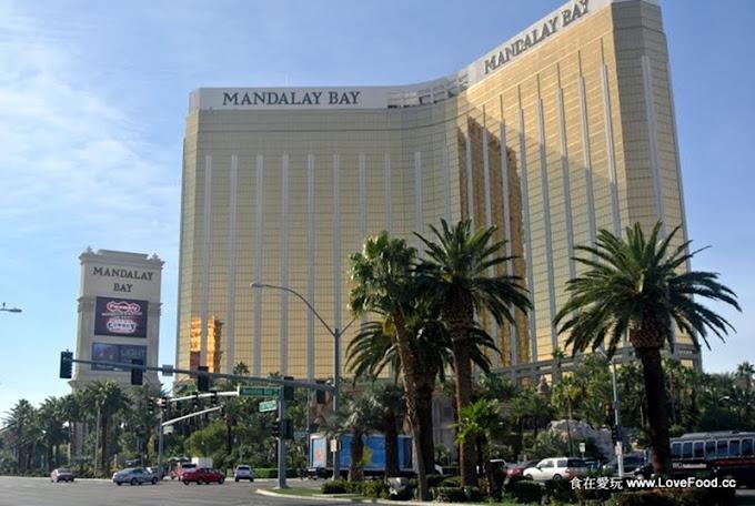 美國拉斯維加斯【Mandalay Bay】Buffet吃到飽-蟹腳-Las Vegas-曼德勒海灣度假村