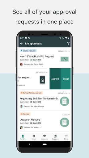 now mobile for blackberry screenshot 3