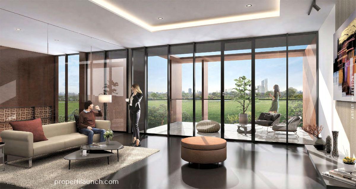 Capital Cove Business Loft BSD - Private Space