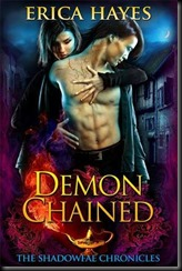 Demon Chained the shadowfae chronicles erica hayes