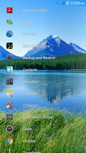 The Simplest Launcher 1.0 Android Mod APK 3