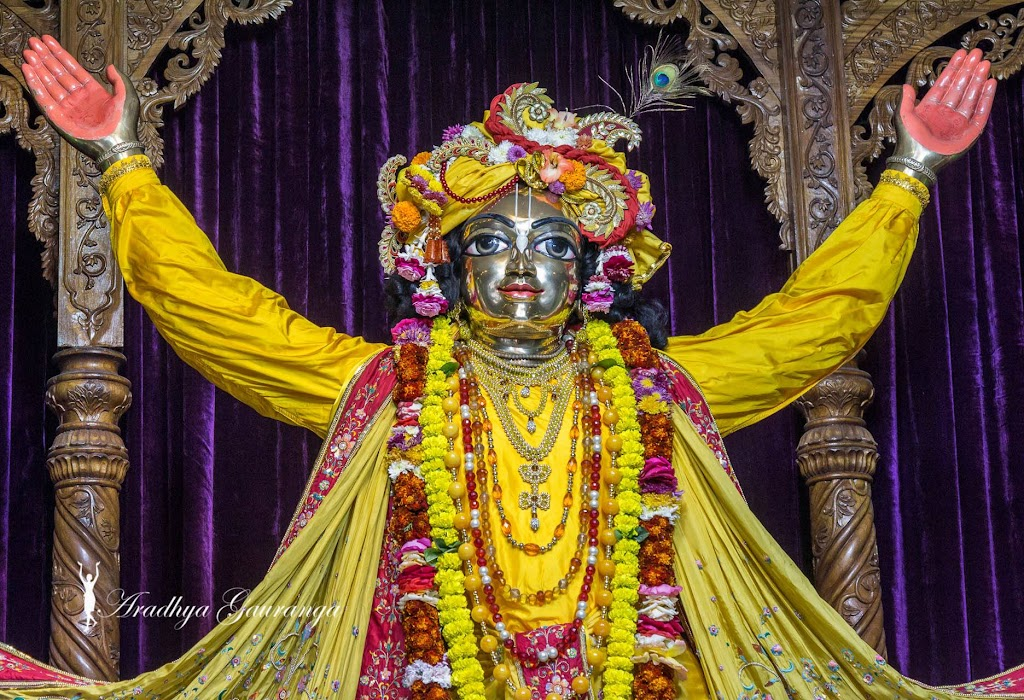 ISKCON Mayapur Deity Darshan 11 Jan 2017 (41)