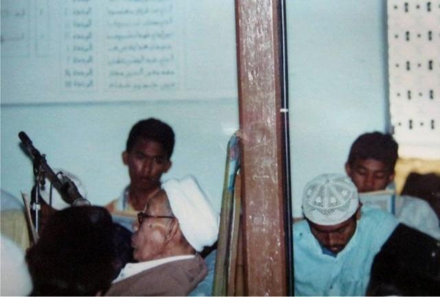 Kisah Jadzab Adlan Ali, Kyai yang tidak pernah Melihat Langit
