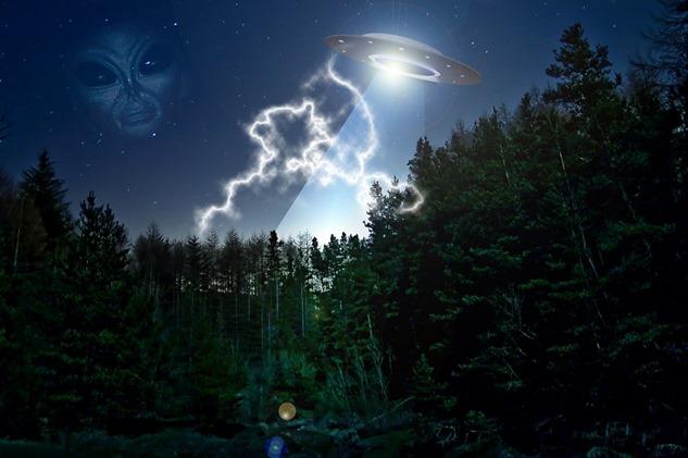 A família Rockefeller promoveu estudos sobre UFOs  01