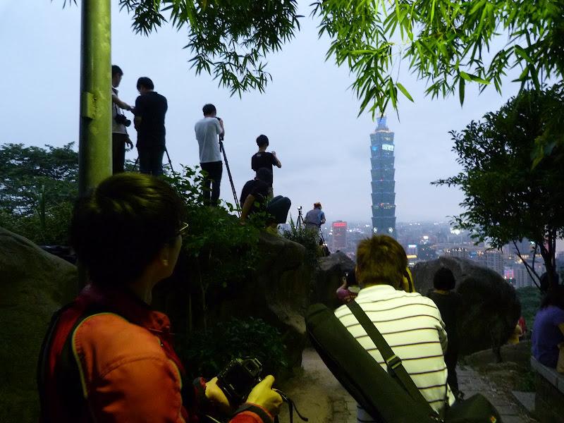 TAIWAN Taipei,Elephant mountain et proche de Shiding - P1140361.JPG