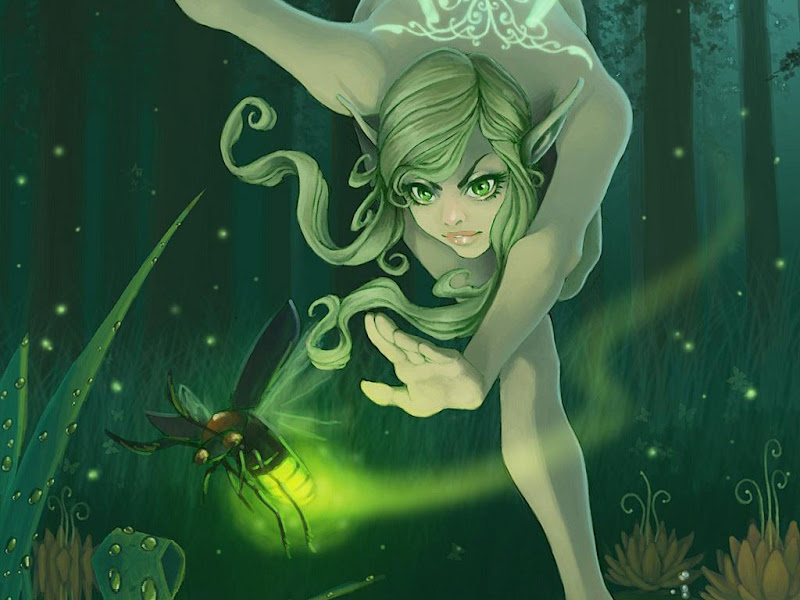 Magic Of Amazing Sorceress, Magic And Spells 2