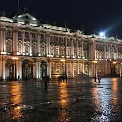 Sankt Petersburg - den druhy