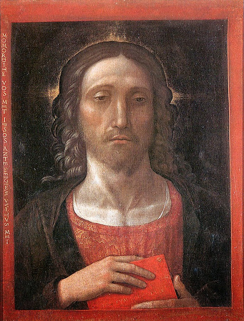 Andrea Mantegna - Christ the Redeemer