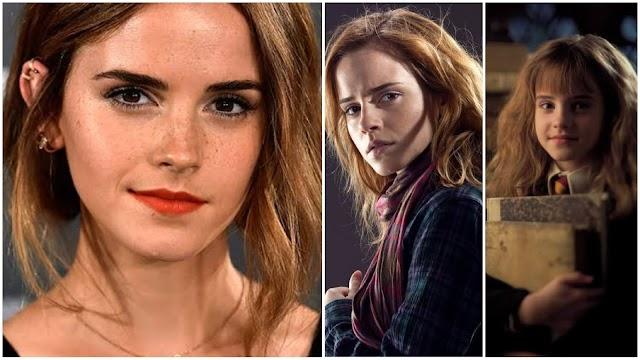 A evolução do estilo de Emma Watson em fotos de Hermione Granger aos dias atuais