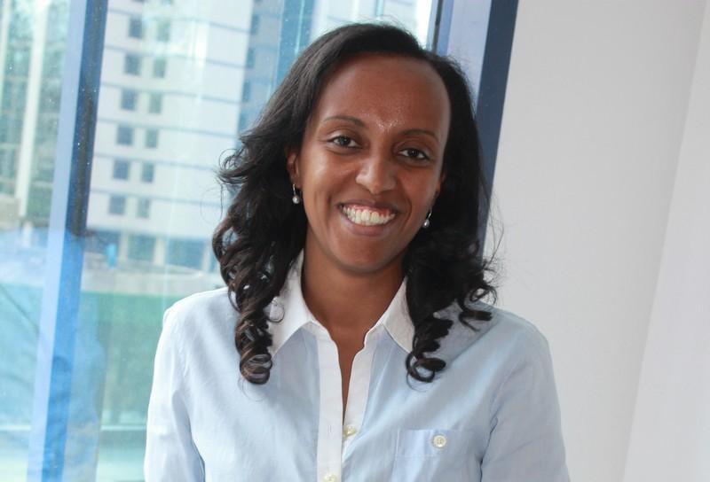 Amrote Abdella Directrice regionale microsoft4afrika