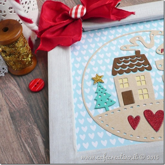 come fare cornice cartone-natale-christmas frame--sizzix-big shot-by cafecreativo (1)