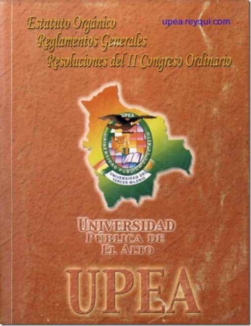 Documentos de la UPEA