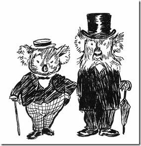 Norman Lindsay: The Magic Pudding, 1918