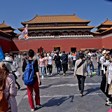 China Reise Tag 02 - Tiananmen - verbotene Stadt