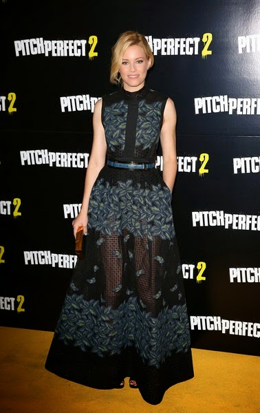 Elizabeth Banks Pitch Perfect 2 VIP Screening