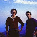1980 Bob Mott & Roy Fisher afer completing Cuillin Ridge.jpg