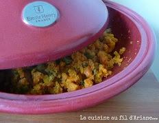 recette du Zaalouk de carottes