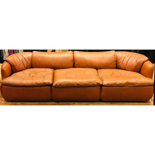 Saporiti + Alberto Rosselli Confidential Sofa