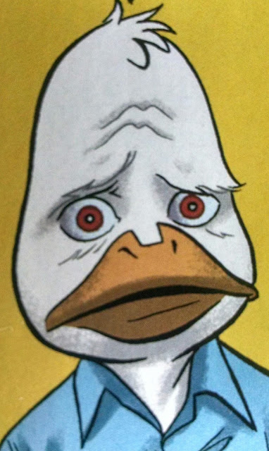 Howard the Duck symbol
