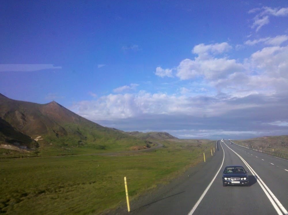 Ring Road back to Reykjavik