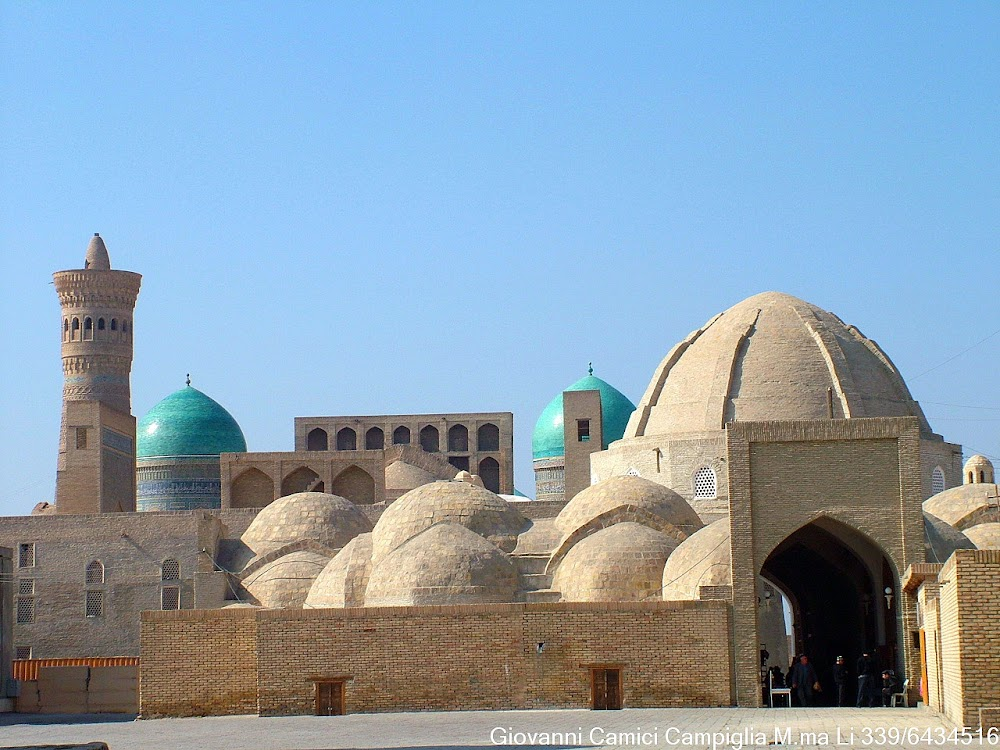 Bukhara History And Architecture
