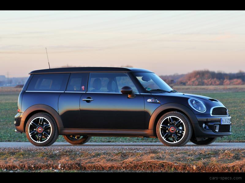2012 mini cooper clubman hatchback specifications. Black Bedroom Furniture Sets. Home Design Ideas