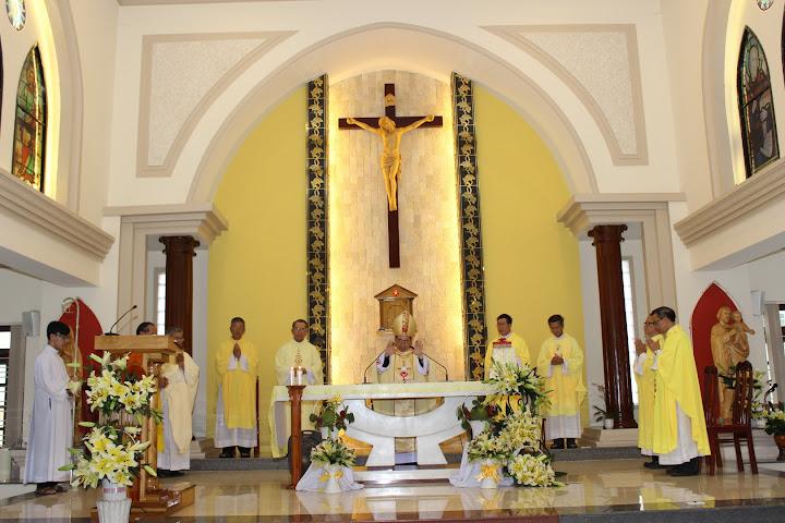 Hình ảnh liên Giáo hạt Nha Trang tất niên tại Tòa Giám Mục Nha Trang, ngày 30.01.2016