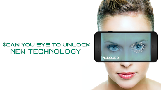 Eye Scanner Lock Simulator - náhled