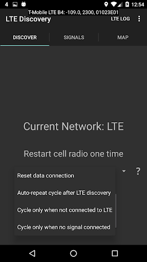 LTE Discovery  screenshots 4