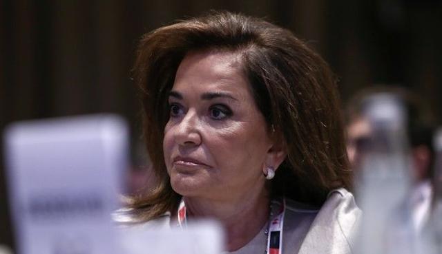 """Ντόρα Μπακογιάννη: """"Δεν θα το βάλω κάτω - Θα δώσω και αυτή την μάχη"""""""