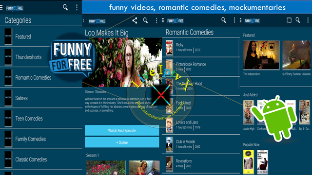FunnyForFree - TV APK