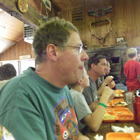 Mike thinking about seconds