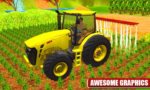 Heavy Duty Tractor Farming Tools 2018  captures d'écran 4